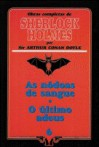 As Nódoas de Sangue/O Último Adeus - Arthur Conan Doyle
