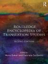 Routledge Encyclopedia of Translation Studies - Gabriela Saldanha, Mona Baker