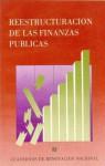 Reestructuracion de Las Finanzas Publicas - Fondo de Cultura Economica