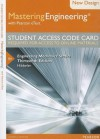 New Masteringengineering with Pearson Etext -- Access Card -- For Engineering Mechanics: Statics - Russell C. Hibbeler