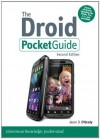 The Droid Pocket Guide (2nd Edition) (Peachpit Pocket Guide) - Jason D. O'Grady