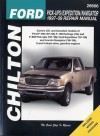 Chilton's Ford Pick-ups/ Expedition/ Navigator 1997-2009 Repair Manual - Eric Mihalyi, Jay Storer