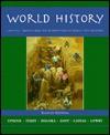 World History, V I Before 1600: Dev Early - Jiu-Hwa Lo Upshur, Richard D. Goff, Jim Holoka, Bullitt Lowry, George H. Cassar, Janice J. Terry