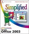 Office 2003 Simplified - Sherry Willard Kinkoph Gunter