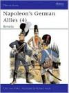 Napoleon's German Allies (4): Bavaria - Otto von Pivka, Richard Hook