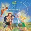 Disney Fairies The Secret of the Wings Read-Along Storybook and CD - Walt Disney Company, Disney Storybook Art Team