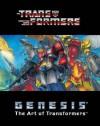 Genesis: The Art Of Transformers - Image Comics