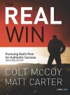 The Real Win (Member Book) - Matt Carter, Colt McCoy