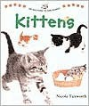 Say and Point Picture Boards: Kittens (Say and Point Picture Board Books) - Nicola Tuxworth