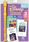 The Disney Princess Collection: Recorder Fun! [With Yellow Recorder] - Hal Leonard Publishing Company