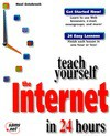 Teach Yourself the Internet in 24 Hours - Noel Estabrook, Bill Vernon