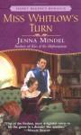 Miss Whitlow's Turn - Jenna Mindel