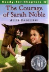 The Courage of Sarah Noble - Alice Dalgliesh, Leonard Weisgard