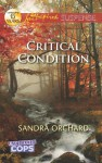 Critical Condition - Sandra Orchard