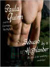 Seduced by a Highlander - Paula Quinn, Carrington MacDuffie