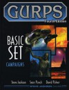 GURPS Basic Set: Campaigns - Steve Jackson, Sean Punch, David L. Pulver, Andrew Hackard
