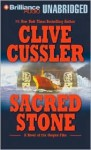 Sacred Stone (Oregan Files, #2) - J. Charles, Clive Cussler, Craig Dirgo