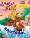 Cerdas Calistung The Lion King (The Lion King) - Walt Disney Company
