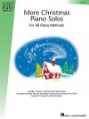 More Christmas Piano Solos, Level 4: For All Piano Methods - Hal Leonard Publishing Company