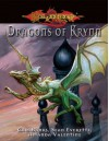 Dragons of Krynn (Dragonlance Sourcebook) - Cam Banks, Shivam Bhatt, Weldon Chen