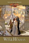 Dragonlance: Time of the Twins (Legends #1) - Margaret Weis, Tracy Hickman