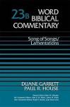 Song of Songs / Lamentations - David Allan Hubbard