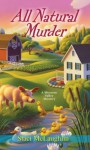 All Natural Murder (A Blossom Valley Mystery #2) - Staci McLaughlin