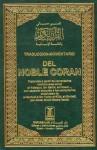 Noble Quran (Spanish) Del Noble Coran H/C - Darussalam