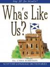 Wha's Like Us? - Chris Robinson