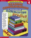 Scholastic Success With: Reading Comprehension Workbook: Grade 4 - Scholastic Inc., Scholastic Inc.