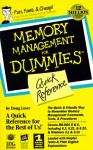Memory Management for Dummies: Quick Reference - Doug Lowe