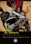 Cantar de Valtario - Ekkehard I de San Gall, Luis Alberto de Cuenca