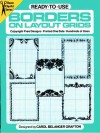 Ready-to-Use Borders on Layout Grids - Carol Belanger-Grafton