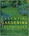 Essential Gardening Techniques - Christopher Brickell, Richard Bird, Barbara Haynes