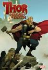 Thor: Heaven & Earth - Paul Jenkins, Paul Jenkins, Ariel Olivetti, Ariel Olivetti, Mark Texeira, Pascal Alixe, Lan Medina
