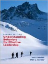 Understanding Behaviors for Effective Leadership - Jon P. Howell