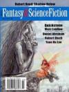 The Magazine of Fantasy and Science Fiction, March 2009 - Gordon Van Gelder, Daniel Abraham, Yoon Ha Lee, Marc Laidlaw, Robert Reed, Robert Bloch