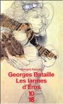 Les larmes d'Éros - Georges Bataille