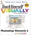Teach Yourself Visually Photoshop Elements 2 - Mike Wooldridge, Michael Woolridge