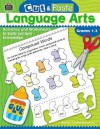 CUT & PASTE Language Arts/ Grades 1-3 - Jodene Lynn Smith