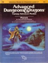Pharaoh: Advanced Dungeons and Dragons, Fantasy Adventure Module - Tracy Hickman, Laura Hickman