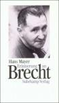 Erinnerung an Brecht - Hans Mayer