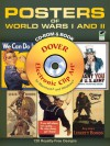 Posters of World Wars I and II CD-ROM and Book - Dover Publications Inc.