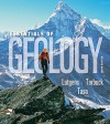 Essentials of Geology - With CD and Lab. Man. Package - Frederick K. Lutgens, Edward J. Tarbuck, Dennis Tasa