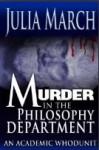 Murder in the Philosophy Department - Julia March