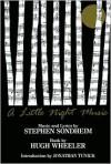 A Little Night Music (Libretto) - Stephen Sondheim, Hugh Wheeler, Jonathan Tunick