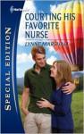 Courting His Favorite Nurse - Lynne Marshall