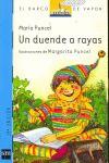 Un duende a rayas (El Barco De Vapor - Serie Azul) - Maria Puncel, Maria Puncel Reparaz