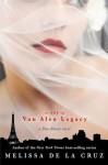 The Van Alen Legacy - Melissa de la Cruz