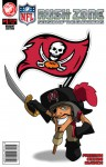 NFL Rush Zone: Season Of The Guardians #1 - Tampa Bay Buccaneers Cover - Kevin Freeman, M. Goodwin